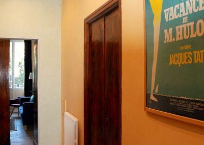 Escalier gite location prades 66 les loges de la suite (16)