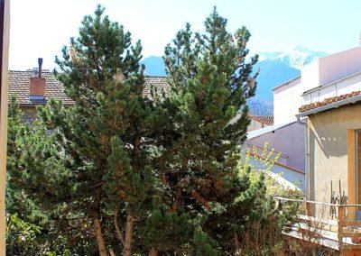 Gîte location pardes 66 vue jardin (16)